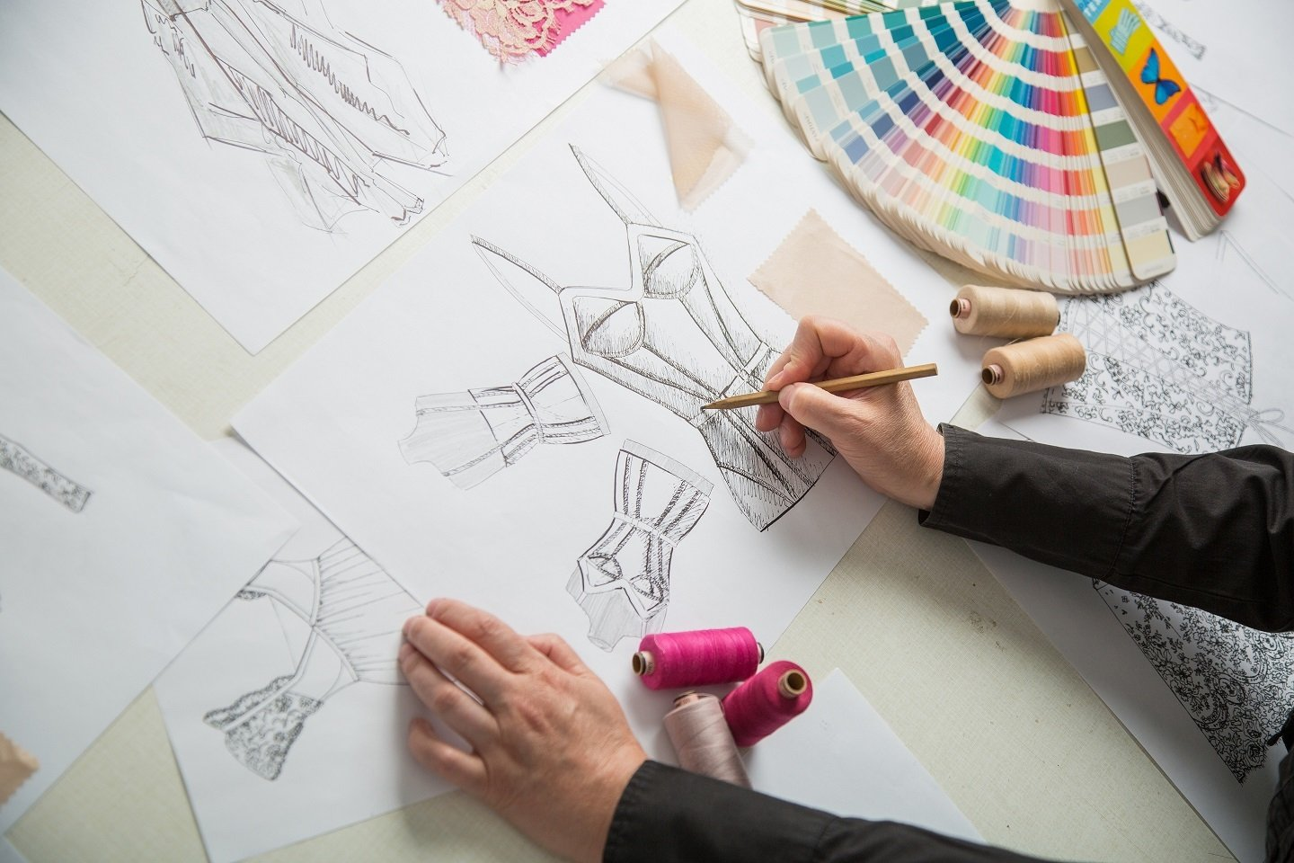 become a fashion illustrator