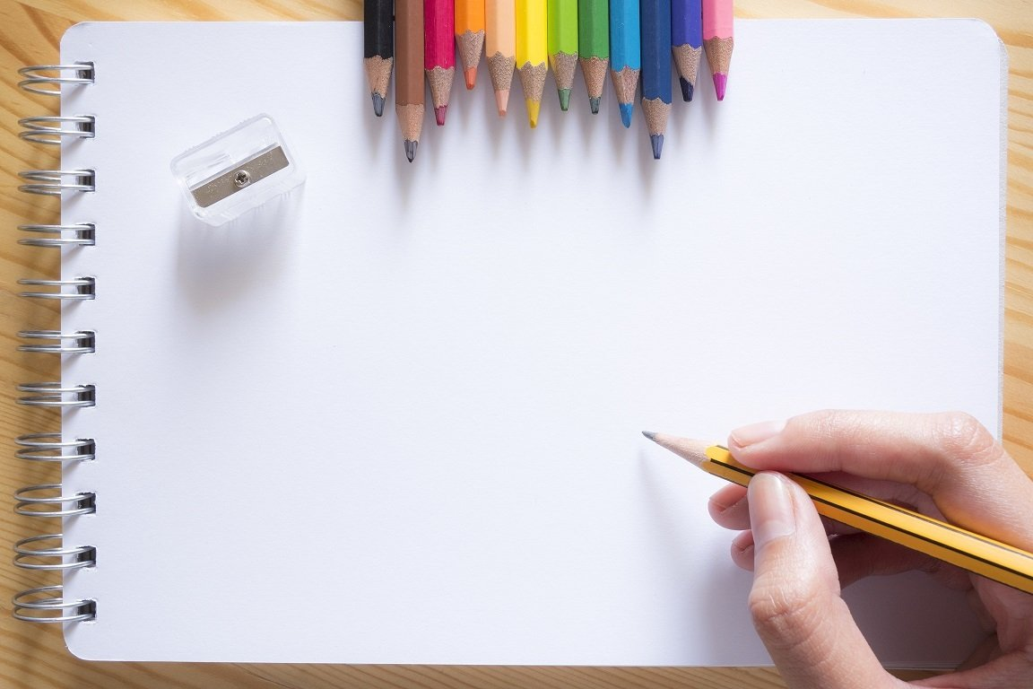 Easy Art Supplies Drawings