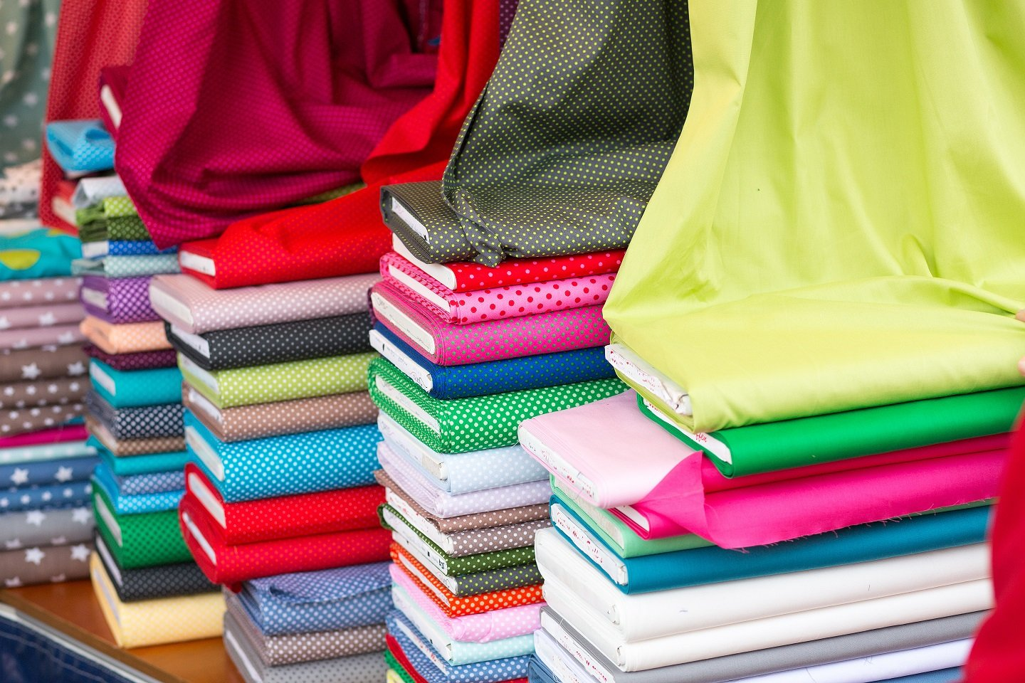 Buying Fabric for Your Fashion projects