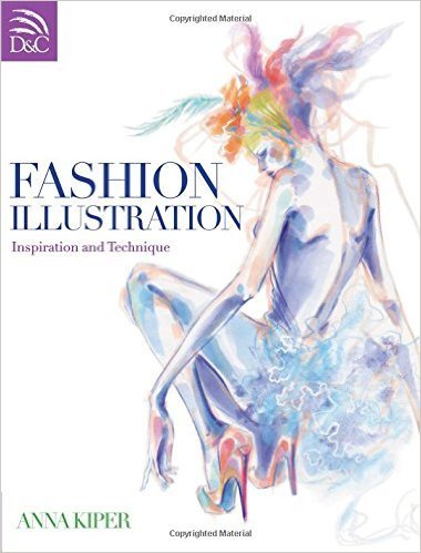 favorite fashion illustration books