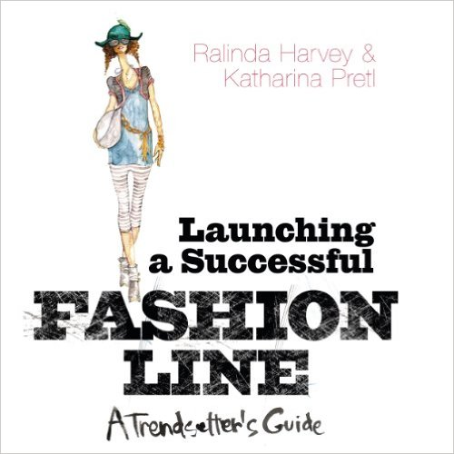 favorite fashion design and illustration books