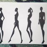 Make Your Own Fashion Figure Templates