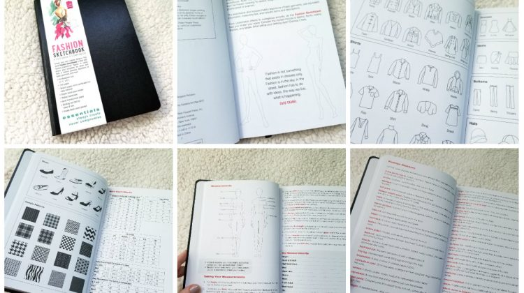 Review of Fashion Sketchbook – A Designer's Companion
