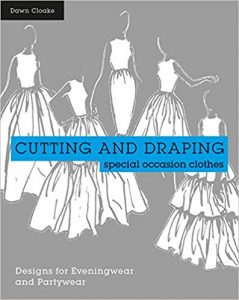 cutting and draping party and eveningwear book review