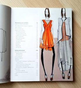 Creating A Successful Fashion Collection Book Review Fashionista Sketch