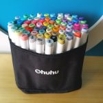 Ohuhu 72 sketch marker set
